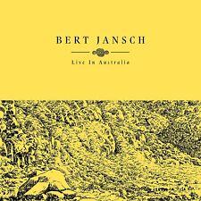 BERT JANSCH - LIVE IN AUSTRALIA   CD NEU
