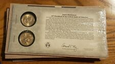 2010 P & D James Buchanan Presidential Dollar First Day Cover/Cello Sealed