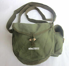 Surplus Vietnam War Period Chinese Military Drum Mag Pouch