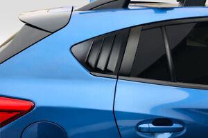 18-20 Fits Subaru Crosstrek Fennec Outdoors Ed Duraflex Window Scoop!!! 116000