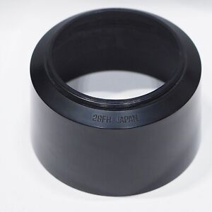 Tamron 29FH Lens hood for Standard or SP, Telephoto lens with 58mm filter thread