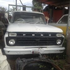 FORD F350 TRAYBACK V8 CLEVO 4 SPEED R/H DRIVE PERFECT PROJECT NO RUST F250 F100