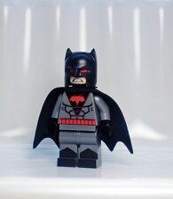 A498 Lego CUSTOM PRINTED DC EARTH 2 INSPIRED THOMAS WAYNE BATMAN MINIFIG Robin