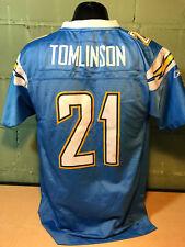 LaDainian Tomlinson San Diego Chargers NFL Football #21 Jersey KIDS XL