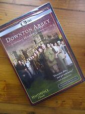 Brand New Downton Abbey: Season 2 (DVD, 2012, 3-Disc Set, Original UK Edition),