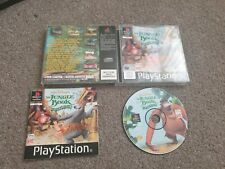 The Jungle Book Groove Party PS1 Playstation 1 PAL