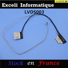"HP 15-r Schermo Laptop 15.6"" Series Cavo a nastro video sps 750635-001 dc02001vu"