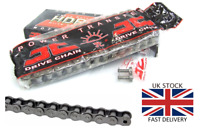 JT Heavy Duty Motorcycle Chain - Aprilia 125 RS4 2011 - 2016 428 HDR 136 HDR