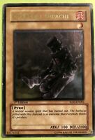 CHARCOAL INPACHI SOD-EN001 ULTIMATE RARE 1ST EDITION Yugioh Card With Toploader