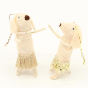 Ta-ta-ta-tango! - 2 pc set - Hanging Ornaments