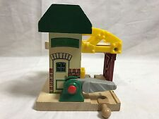 Sodor Toll Station #5 Bridge Thomas & Friends Engine Wooden Railway Road 3 PCS