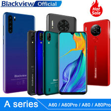 Blackview A60 A80 Pro Smartphone ohne Vertrag Günstig Handy 16GB 64GB Dual SIM