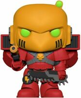 Warhammer - Blood Angels Assault Marine - Funko Pop! Games: (Toy New)