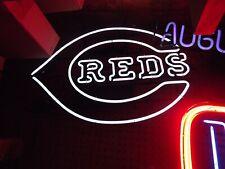 Cincinnati Reds Baseball Neon Light Sign Huge Man Cave Sale Check It Out