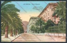 La Spezia Città cartolina ZT6791
