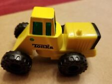 VINTAGE  Tonka Tractor Toy 1992 FREE SHIPPING