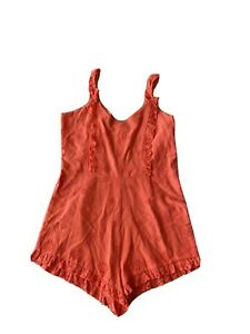 NWT Seed Heritage Women Romper / Jumpsuit / Playsuit Size 14