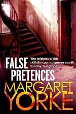 False Pretences, Yorke, Margaret , Acceptable, FAST Delivery