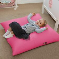 Large Floor Cushion Beanbag - Use Indoor or Outside in Garden