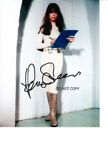 PENNY SPENCER ,UFO tv series , 8x10 autograph photo