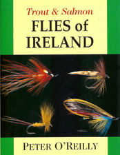 O'REILLY PETER IRISH FLYTYING BOOK TROUT AND SALMON FLIES OF IRELAND hardbck NEW
