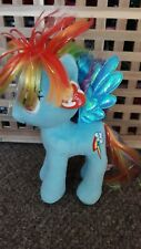 Ty beanie buddies Rainbow Dash My little pony