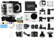 A34 W8 WIFI HD 1080P@30FPS 12MP SJ4000 Sports Helmet DV Action Waterproof Camera