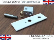 MK8 Extruder 0.4mm Marked Nozzle+Ptfe Throat+Ceramic+Block - CTC 3D printer part