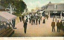 On the Avenue at Oaks Amusement Park, Portland OR