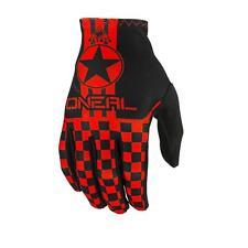 O'Neal Handschuhe Matrix Wingman Schwarz/rot M rot