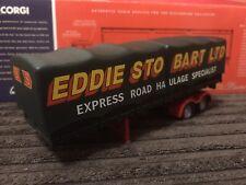 Corgi Modern Truck Heavy Haulage Eddie Stobart Tilt Trailer Only 1/50