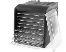 Hendi XXL 229019 9 Bleche 900W bis zum 70°C Dörrautomat