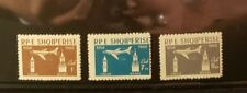 Albania Aircraft & Aviation Stamps Lot of 3 - MNH  - See Details for List
