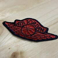 Vintage Rare 1985 Air Jordan 1 Patch Chicago Bred Michael Jordan Nike