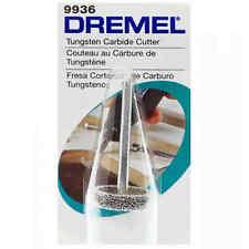 DREMEL MODELLO 9936 carburo dente strutturato Cutter-strumenti di modellazione