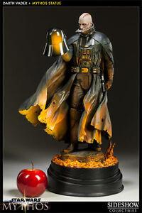 Star Wars: Sideshow Mythos DARTH VADER statue - RARE (boba fett)