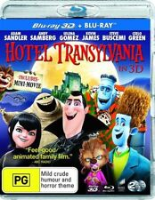 Hotel Transylvania (Blu-ray, 2013, 2-Disc Set)