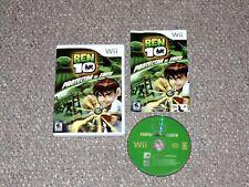 Ben 10: Protector of Earth Nintendo Wii Complete