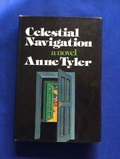 CELESTIAL NAVIGATION - FIRST EDITION BY ANNE TYLER