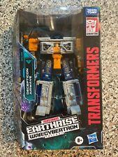Transformers DECEPTICON AIRWAVE Earthrise War for Cybertron Hasbro BRAND NEW