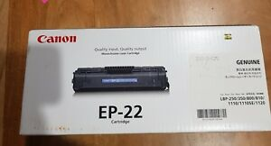 Canon Genuine EP-22 Cartridge