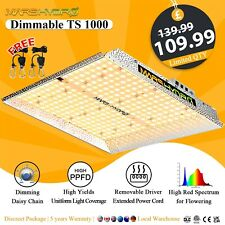 More details for mars hydro ts 1000w led grow lights for indoor plant veg flower lamp replace hps