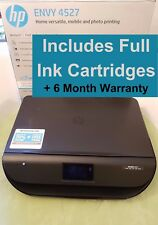 *Sale* HP Envy 4524/4527 All-in-One Wireless Inkjet Printer + Full Inks Warranty