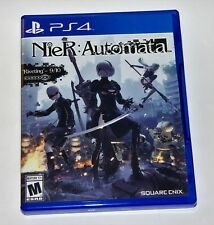 Replacement Case (NO GAME) Nier Automata Playstation 4 PS4 Box