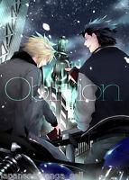 Doujinshi Final Fantasy 7 Zack X Cloud (B5 30pages) Oblivion YUBINBASYA FF7