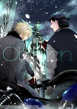 Doujinshi Final Fantasy 7 Zack X Cloud (B5 30pages) Oblivion YUBINBASYA FF7