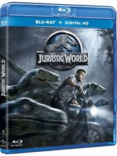 JURASSIC WORLD BLU RAY  NEUF SOUS CELLOPHANE