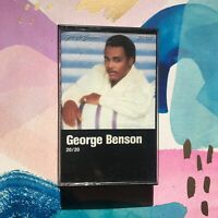 George Benson 20/20 Cassette Tape 1985 Warner Bros Feel Good Music from the 80s