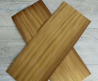 "~ 40 x 18 cm - 0.6mm Olive Ash wood veneer ~15.7 x 7/"" 5 sheets ~1//42″"