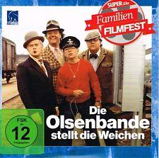 DVD -Die Olsenbande stellt die WeichenSuper IlluFamilien Filmfest